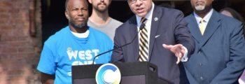 West End selected for Cincinnati's Neighborhood Enhancement Program